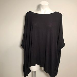Abercrombie and Fitch Drape Tunic Top